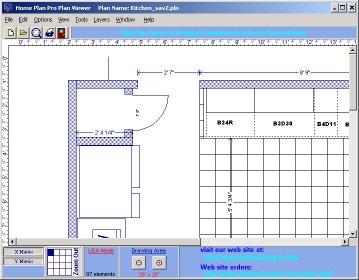 Home Plan Viewer full screenshot